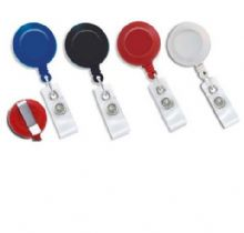 YO YO RETRACTABLE REEL ID CARD HOLDER